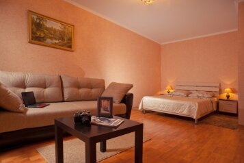 1-комн. квартира, 50 кв.м. на 2 человека, улица Кулакова, 2, Ленинский район, Пенза - Фотография 1
