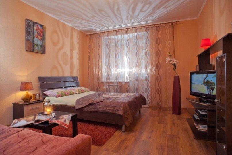 1-комн. квартира, 47 кв.м. на 3 человека, улица Пушкина, 51, Пенза - Фотография 2