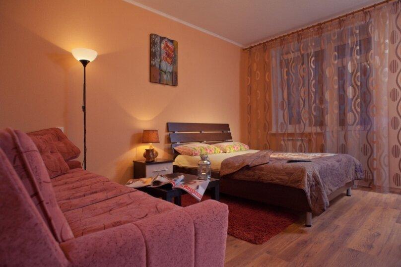 1-комн. квартира, 47 кв.м. на 3 человека, улица Пушкина, 51, Пенза - Фотография 3