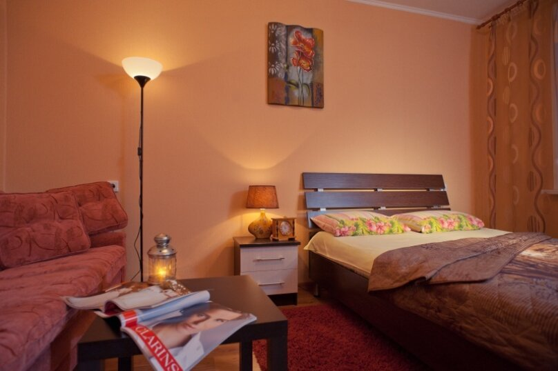 1-комн. квартира, 47 кв.м. на 3 человека, улица Пушкина, 51, Пенза - Фотография 4