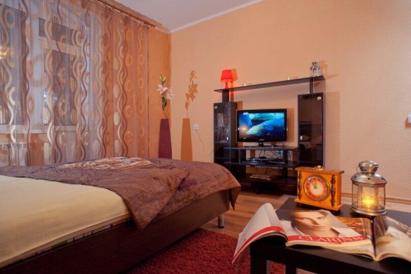 1-комн. квартира, 47 кв.м. на 3 человека, улица Пушкина, 51, Пенза - Фотография 7