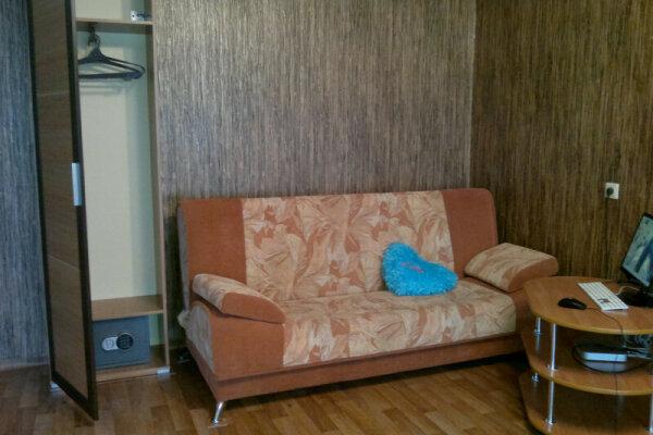 1-комн. квартира, 33 кв.м. на 2 человека, проспект Победы, 2, Октябрьский район, Липецк - Фотография 1