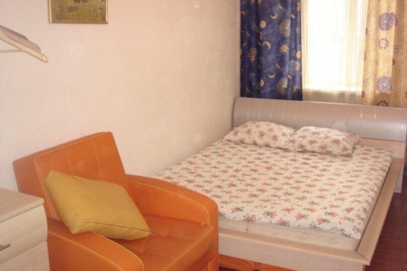 3-комн. квартира, 90 кв.м. на 4 человека, улица Мира, 20, Волгоград - Фотография 2