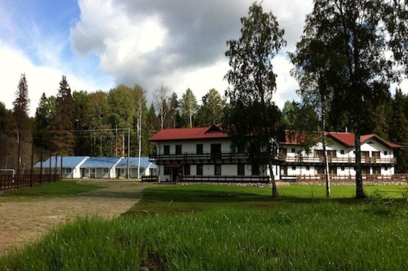 Отель-клуб, автодорога вяртсиля-суйстамо, 7 на 8 номеров - Фотография 6