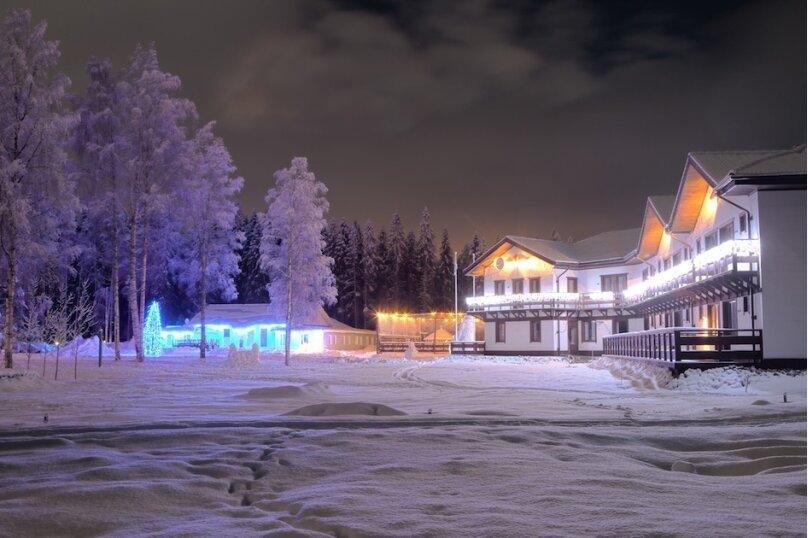 Отель-клуб, автодорога вяртсиля-суйстамо, 7 на 8 номеров - Фотография 17