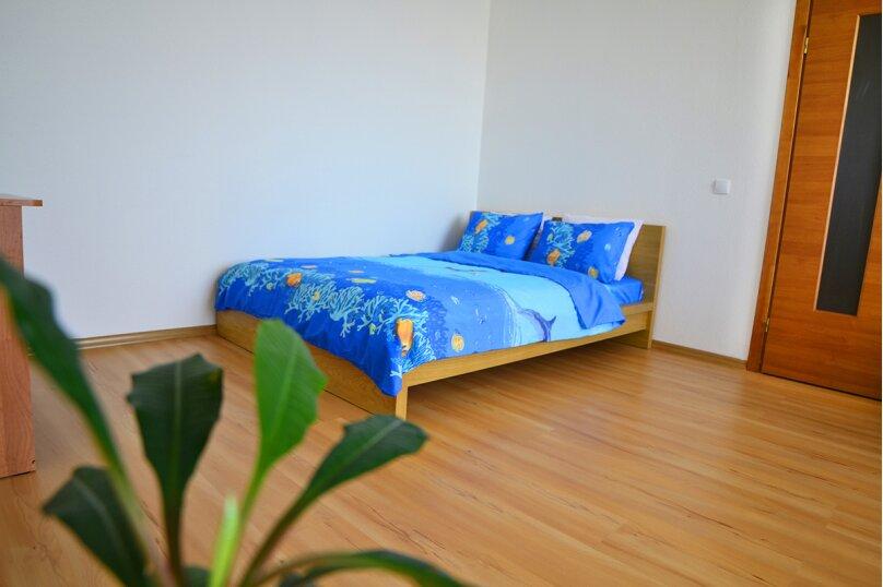 1-комн. квартира на 4 человека, Луганская улица, 6, Екатеринбург - Фотография 2