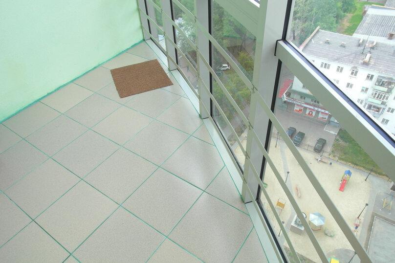 1-комн. квартира на 4 человека, Луганская улица, 6, Екатеринбург - Фотография 11