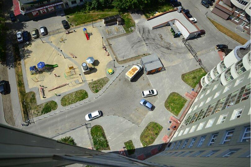 1-комн. квартира на 4 человека, Луганская улица, 6, Екатеринбург - Фотография 14