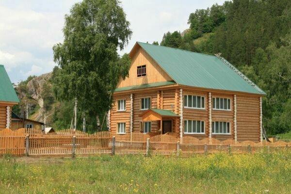 """Гостиница, 40 км от Старосубхангулово, кордон заповедника """"Шульган-таш"""" на 14 номеров - Фотография 1"""
