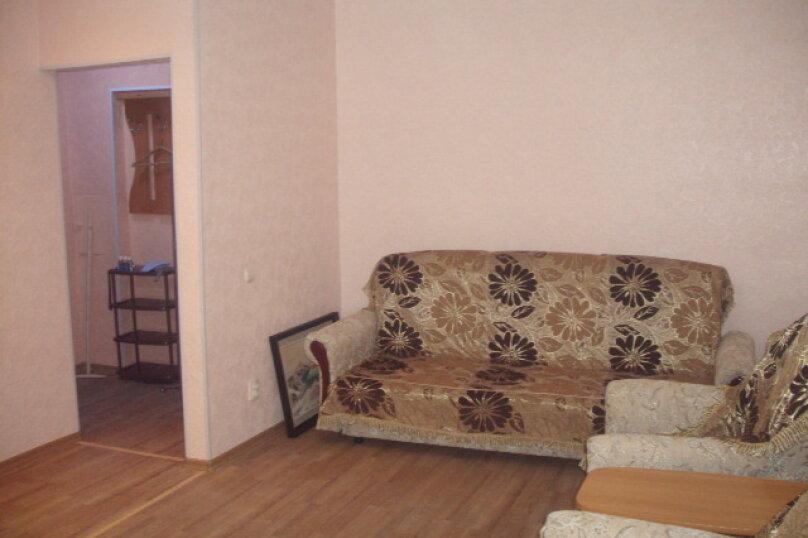 1-комн. квартира, 50 кв.м. на 4 человека, улица Ленина, 26, Хабаровск - Фотография 1