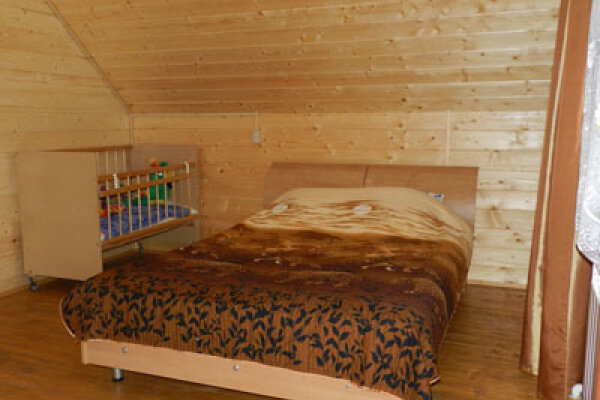 Коттедж, 100 кв.м. на 11 человек, 3 спальни