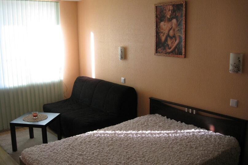 1-комн. квартира, 26 кв.м. на 4 человека, проспект Ленина, 17, Петрозаводск - Фотография 1