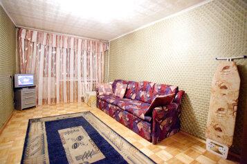 2-комн. квартира, 60 кв.м. на 4 человека, улица имени Вадима Сивкова, 158, Ижевск - Фотография 2