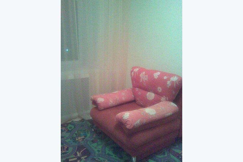 2-комн. квартира, 50 кв.м. на 4 человека, улица Тимирязева, 15, Пермь - Фотография 3
