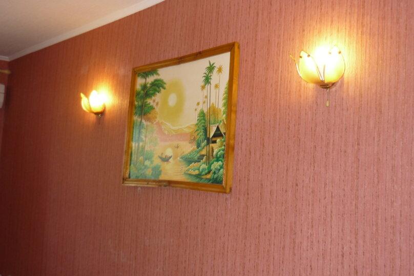 1-комн. квартира, 36 кв.м. на 4 человека, первомайская, 12, Черноморское - Фотография 3