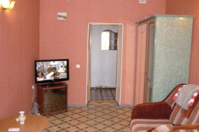 1-комн. квартира, 36 кв.м. на 4 человека, первомайская, 12, Черноморское - Фотография 6