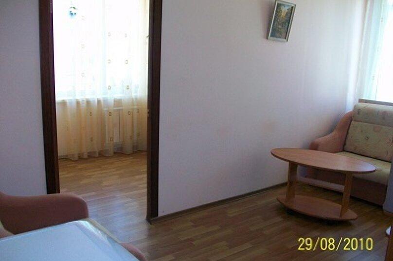 Люкс 2-х комнатный 3-х местный, улица Единство, 27, Лазаревское - Фотография 1