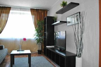3-комн. квартира, 60 кв.м. на 6 человек, улица Карла Маркса, 7А, Мурманск - Фотография 3