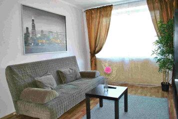 3-комн. квартира, 60 кв.м. на 6 человек, улица Карла Маркса, 7А, Мурманск - Фотография 4