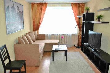 2-комн. квартира, 44 кв.м. на 3 человека, улица Карла Маркса, Мурманск - Фотография 2