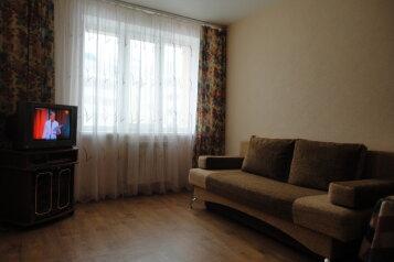 1-комн. квартира, 40 кв.м. на 3 человека, Строителей, Ленинский район, Чебоксары - Фотография 1