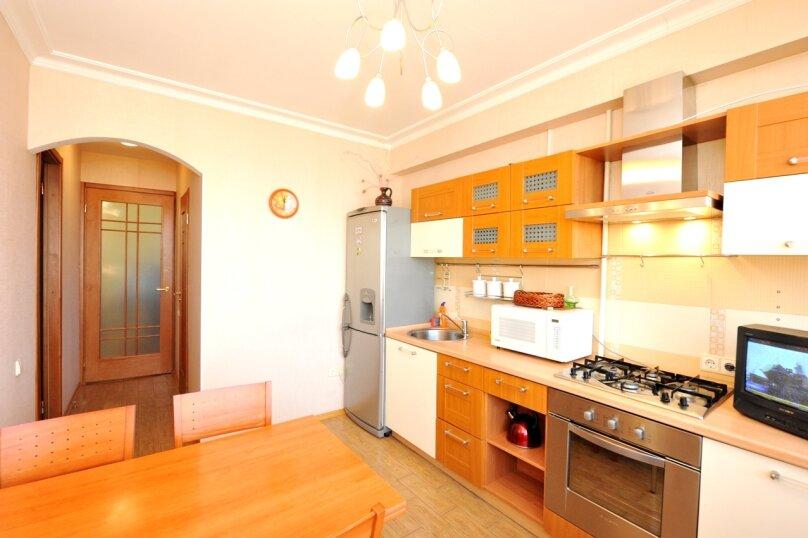 3-комн. квартира, 54 кв.м. на 6 человек, проспект Ленина, 6, Волгоград - Фотография 4