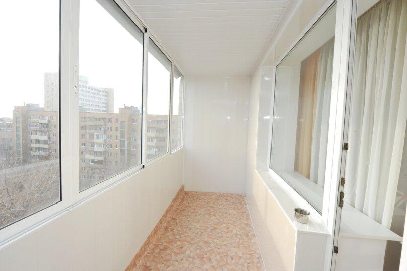 3-комн. квартира, 54 кв.м. на 6 человек, проспект Ленина, 6, Волгоград - Фотография 10