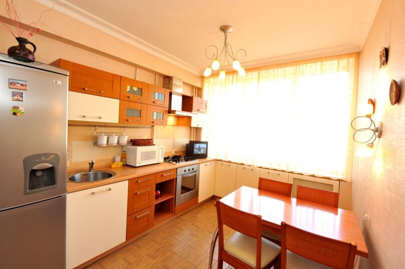 3-комн. квартира, 54 кв.м. на 6 человек, проспект Ленина, 6, Волгоград - Фотография 7