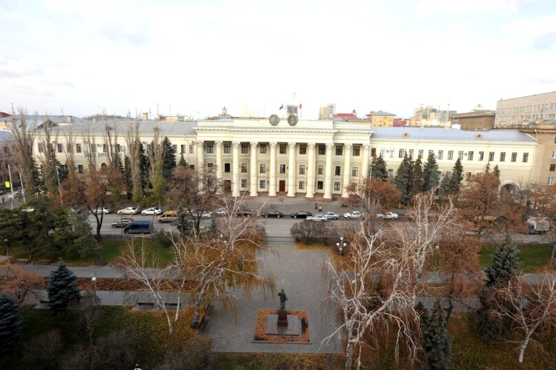 3-комн. квартира, 54 кв.м. на 6 человек, проспект Ленина, 6, Волгоград - Фотография 11