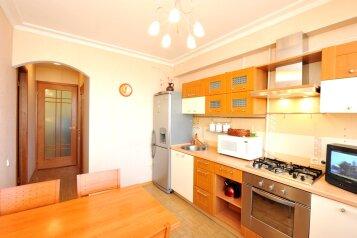 3-комн. квартира, 54 кв.м. на 6 человек, проспект Ленина, 6, Центральный район, Волгоград - Фотография 4