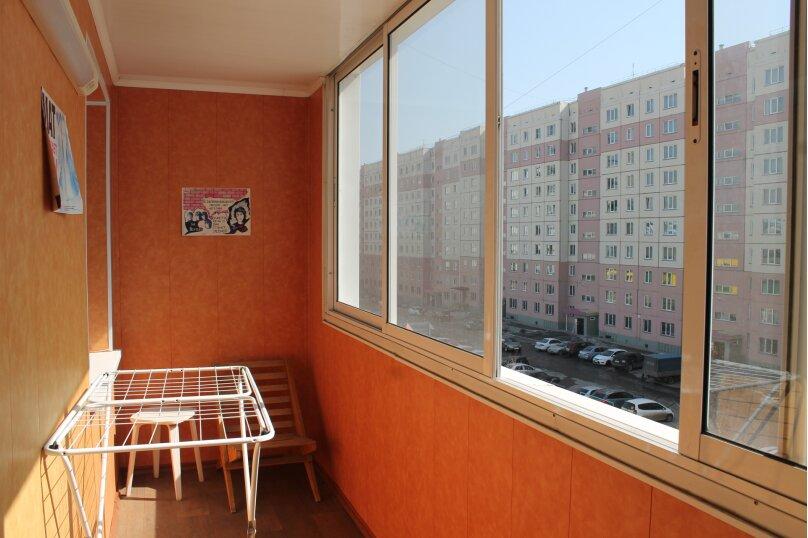1-комн. квартира, 35 кв.м. на 3 человека, Павловский тракт, 227, Барнаул - Фотография 8