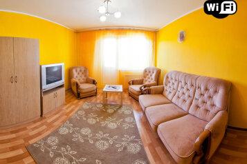 2-комн. квартира на 6 человек, горский микрорайон, 43, Новосибирск - Фотография 3