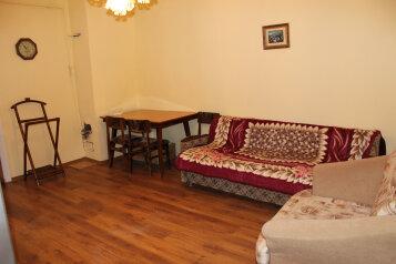 2-комн. квартира, 38 кв.м. на 5 человек, улица Ярошенко, Кисловодск - Фотография 4