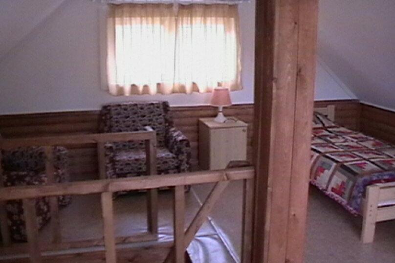 Домик, 50 кв.м. на 5 человек, 2 спальни, Малиновая, 48, посёлок Нигозеро, Кондопога - Фотография 16