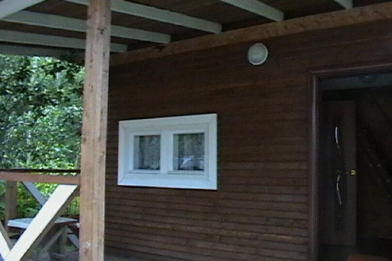 Домик, 50 кв.м. на 5 человек, 2 спальни, Малиновая, 48, посёлок Нигозеро, Кондопога - Фотография 18
