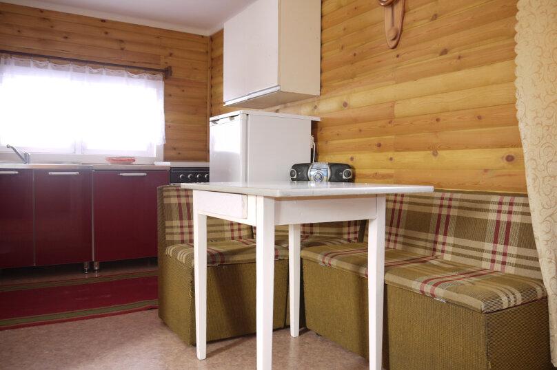 Домик, 50 кв.м. на 5 человек, 2 спальни, Малиновая, 48, посёлок Нигозеро, Кондопога - Фотография 7