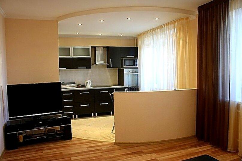 1-комн. квартира, 51 кв.м. на 2 человека, улица Кулакова, 2, Пенза - Фотография 1