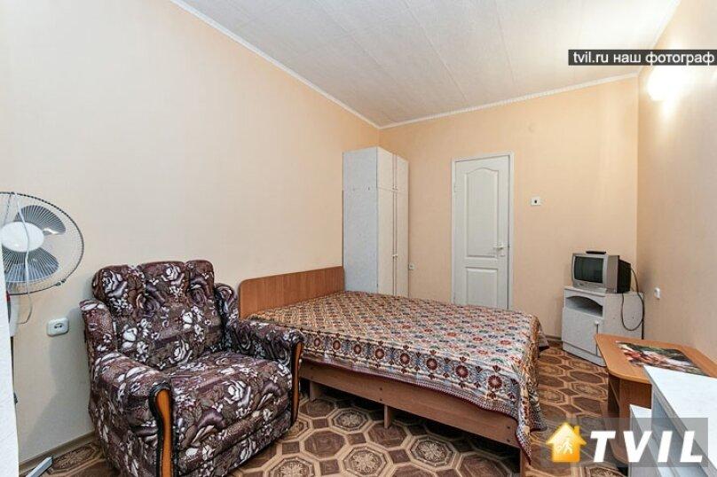 2 х местный номер эконом-класса с 1 кроватью или с 2 раздельными., улица Просвещения, 149а, Адлер - Фотография 1
