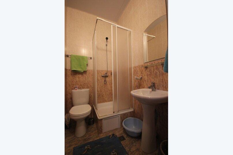 Двухместный номер с удобствами без балкона, Октябрьская улица, 7, Лазаревское - Фотография 1