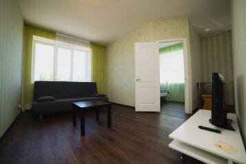 2-комн. квартира на 4 человека, Красноармейская улица, Бийск - Фотография 1