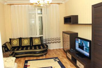 2-комн. квартира, 75 кв.м. на 5 человек, улица Мира, Волгоград - Фотография 4