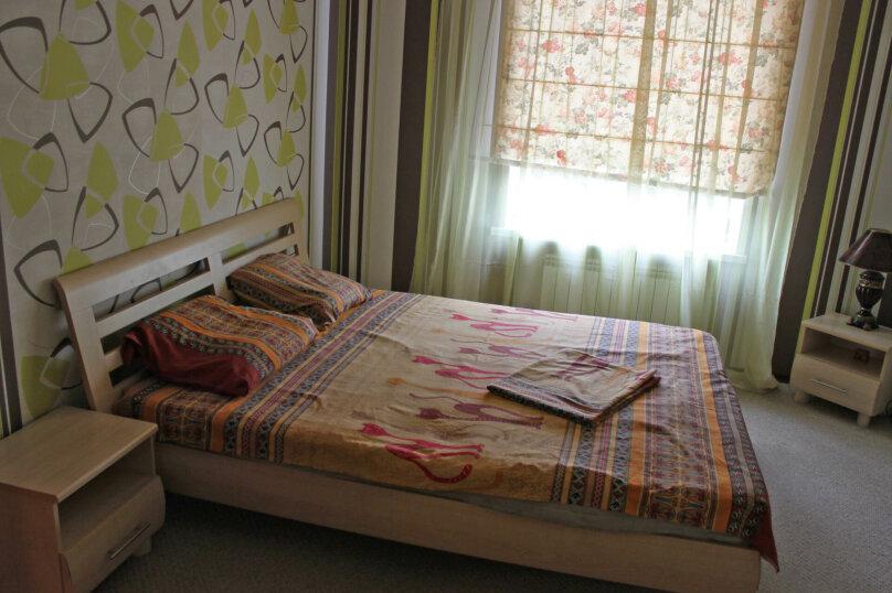 3-комн. квартира, 85 кв.м. на 5 человек, Коммунистическая улица, 16, метро Комсомольская, Волгоград - Фотография 3