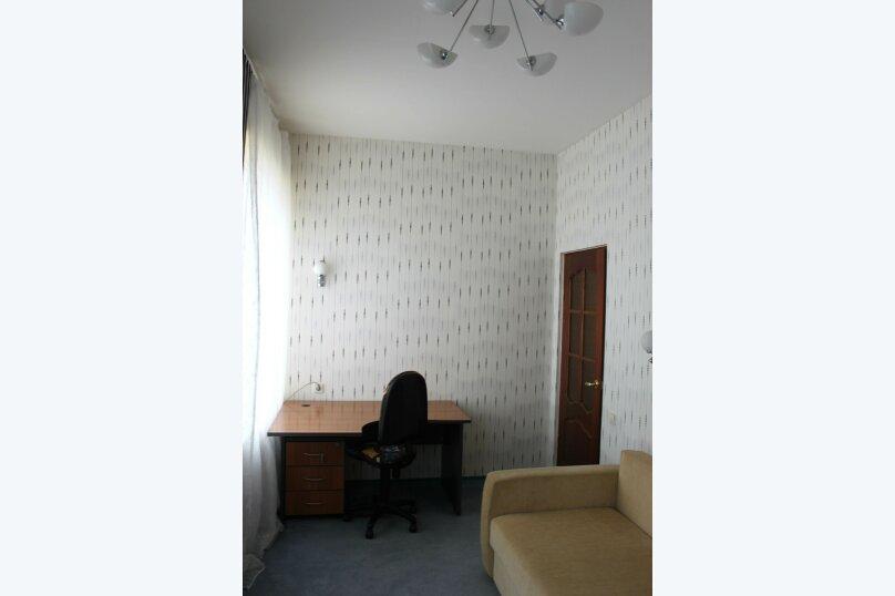 3-комн. квартира, 85 кв.м. на 5 человек, Коммунистическая улица, 16, метро Комсомольская, Волгоград - Фотография 12