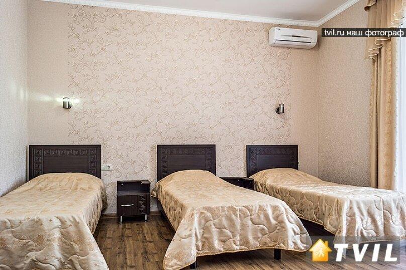 3-х местный номер с удобствами , улица Приветливая, 27, Кабардинка - Фотография 2