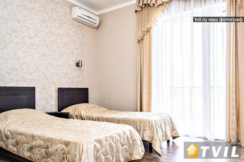 3-х местный номер с удобствами , улица Приветливая, 27, Кабардинка - Фотография 3