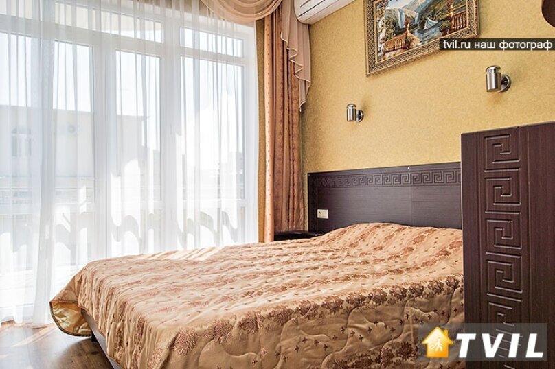 3-х местный номер с удобствами , улица Приветливая, 27, Кабардинка - Фотография 1