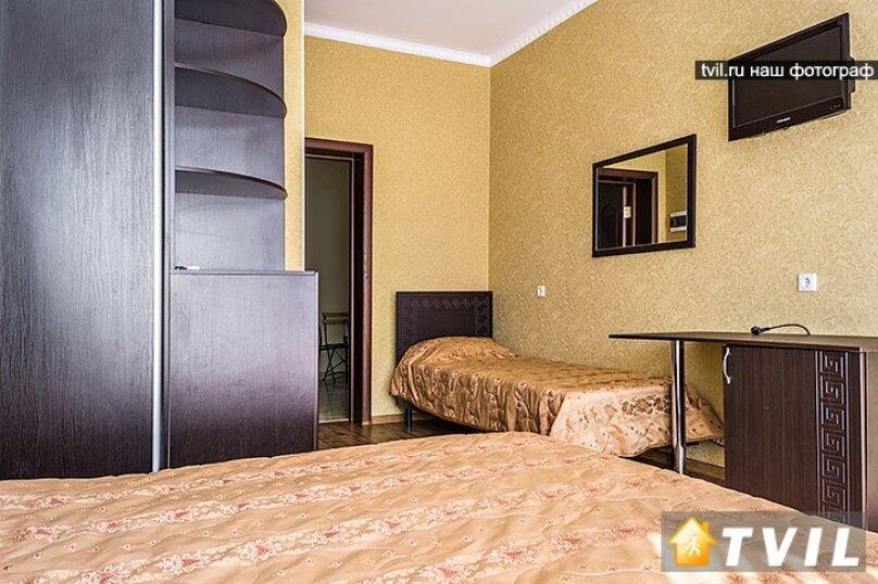 3-х местный номер с удобствами , улица Приветливая, 27, Кабардинка - Фотография 5