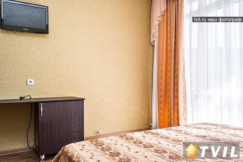 3-х местный номер с удобствами , улица Приветливая, 27, Кабардинка - Фотография 6