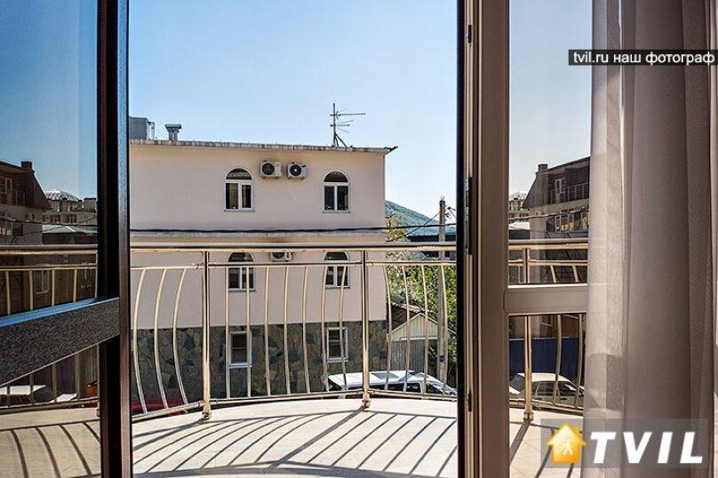 3-х местный номер с удобствами , улица Приветливая, 27, Кабардинка - Фотография 7