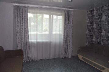 1-комн. квартира, 30 кв.м. на 4 человека, Октябрьская, 213, Благовещенск - Фотография 1
